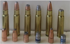 Reloading  358 Winchester |  358 Winchester History, Uses