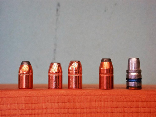 Bullets for .444 Marlin