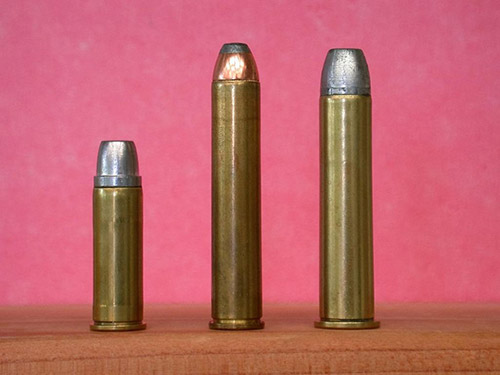 .444 Marlin vs .44 Magnum and .45-70