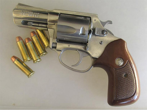 Charter Arms revolver Bulldog with .41 Special