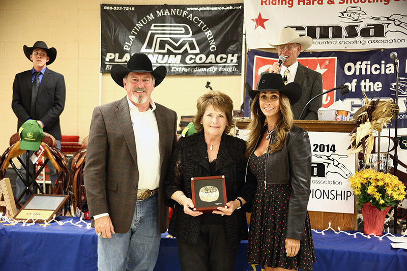 Starline CEO named to Cowboy Mounted Shooting Association Hall of Fame