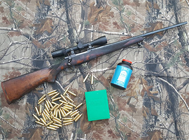 243 Winchester Ballistics and Reloading