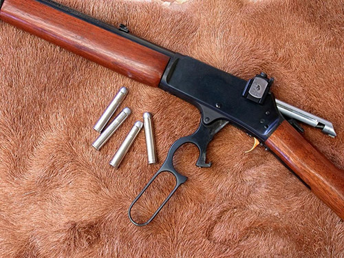 Shortened Marlin Model 444