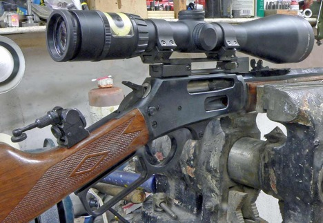 trijicon scope in talbot rings