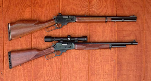 Outfitter vs shortened Marlin 444