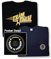 Shirt - Team Starline (Black)
