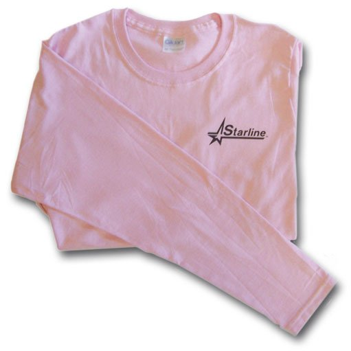 Ladies Shirt (Long Sleeve / Pink)