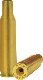 222 Remington Brass - Small Rifle - Brass Cases