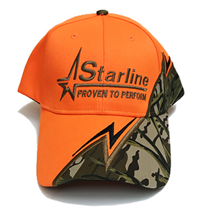 Hat - Starline (Orange)